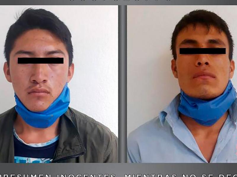 Detienen a extrabajadores por triple homicidio