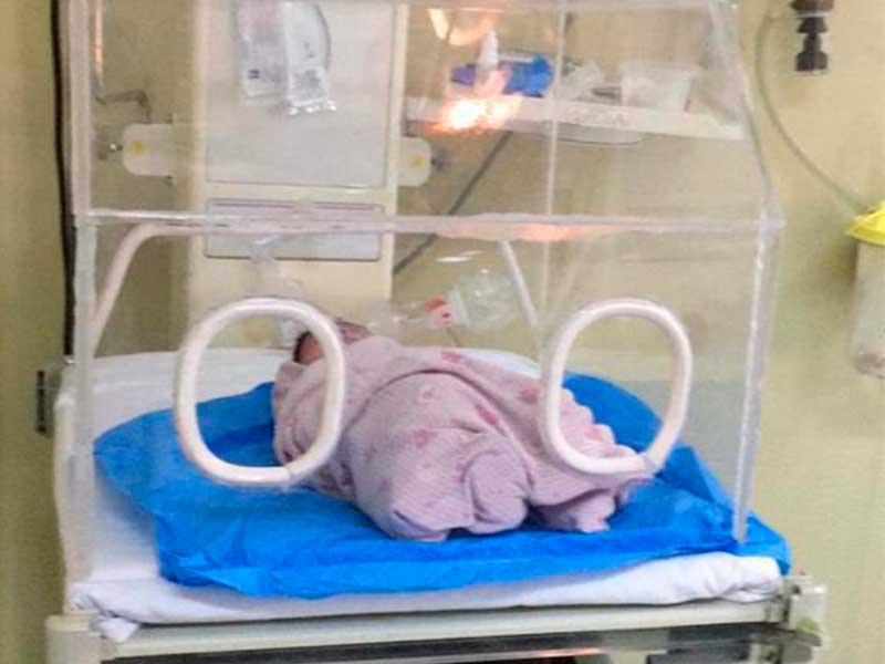 28 bebés se recuperan de COVID-19 en Edomex