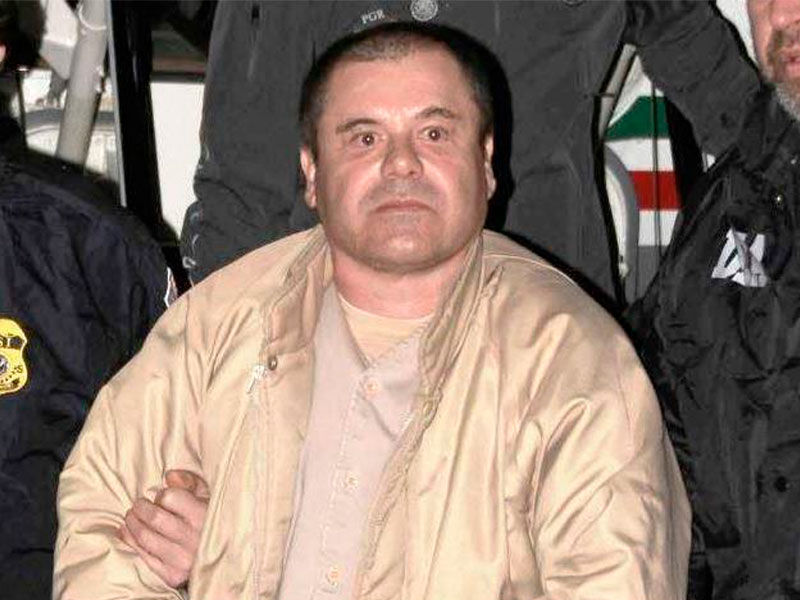 """Abogados de """"El Chapo"""" buscan anular su sentencia"""